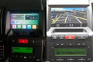 Aftermarket Navigation Stereo For Land Rover Freelander 2