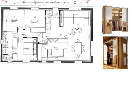 faire un plan de chambre avis plan maison 101m2 23 messages page 2