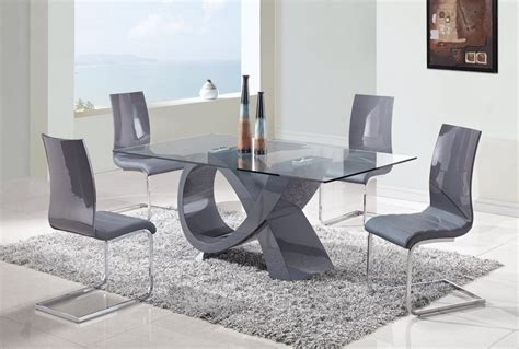 dining table with grey chairs grey dining room table and chairs dining chairs design