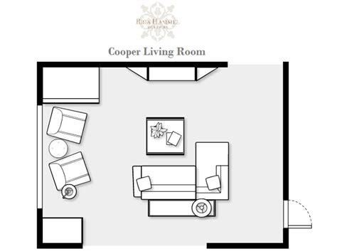 family room floor plans a casual modern living room makeover bria hammel