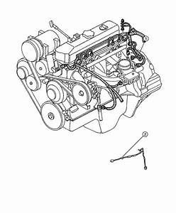 Dodge Durango Wiring  Engine  Federal And Export  U S  50