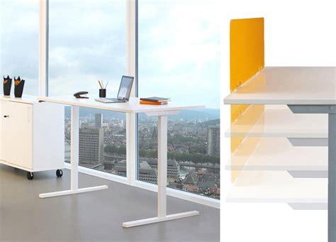 Elektriski regulējamu biroja mēbeļu sistēma EASY - jūties ...