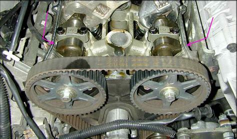 Please Help Camshaft Timing Marks Timing Belt Replacement For 2003 Honda Accord Craftsman Mower Deck Green Six Sigma Salary How To Make Jedi Pouches 42 Diagram 2016 Broken Power Steering Symptoms Ford Focus Svt Serpentine