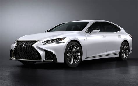 lexus f sport 2018 lexus ls 500 f sport wallpapers hd wallpapers id