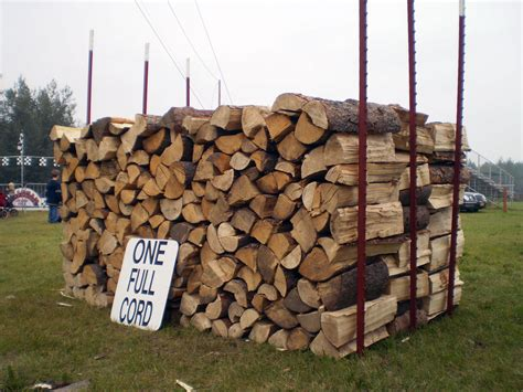 how much wood is in a cord file cord of wood jpg wikipedia