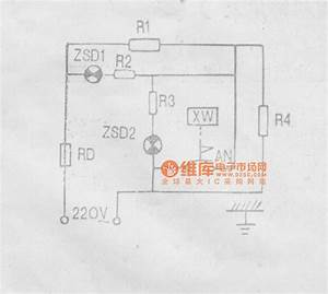 Sanzhanjiao Cfxb Insulation Automatic Electric Rice Cooker Circuit Diagram