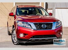 REVIEW The 2015 Nissan Pathfinder Finds The Middle Of The