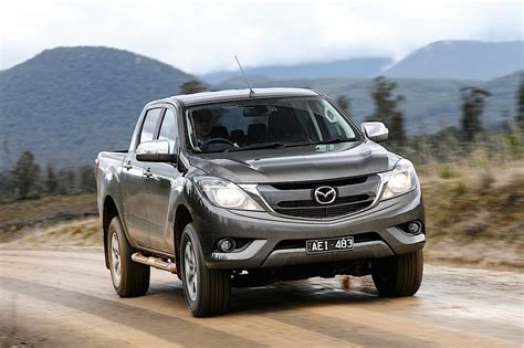 Mazda Bt-50 Facelift (2017) First Drive
