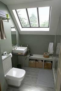 amenager une petite salle de bains avec de grandes idees With idee salle de bain petit espace