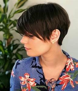 Latest Trendy S... Short Hairstyles 2019