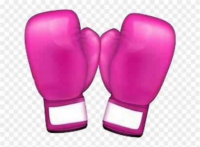 Boxing Pink Clipart Stuff Glove Boxer Freetoedit
