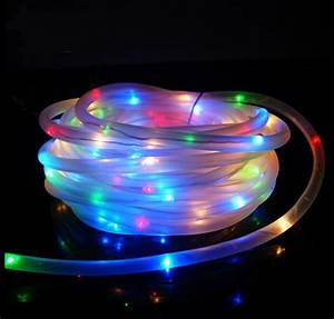 Popular multi color rope lights buy cheap