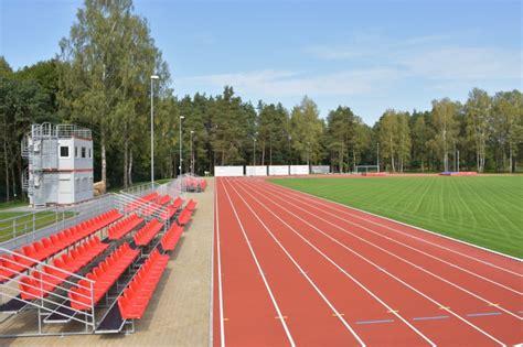 Baldones vidusskolas stadions   Reaton