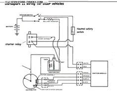 Towmotor Wiring Diagram by 91 F350 7 3 Alternator Wiring Diagram Regulator