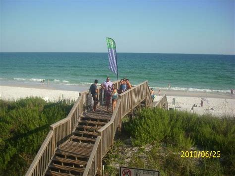 wyndham garden fort walton the view from our room picture of wyndham garden fort