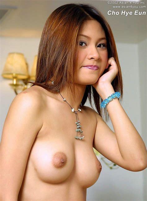Perky Asian Teen Boobs On Cho Hye Eun From Nakedasiancuties Com