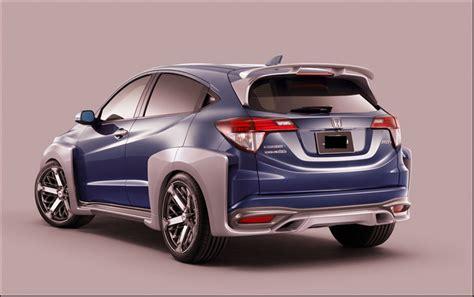 Mobil Hrv Modifikasi by 7 Contoh Modifikasi Mobil Honda Hrv 2015 Terbaru