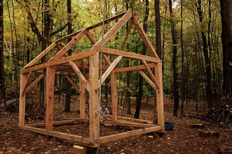Guide Small Timber Frame Shed Plans