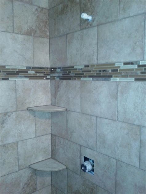 cool pictures  ideas pebble shower floor tile