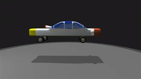 Simpleplanes Car