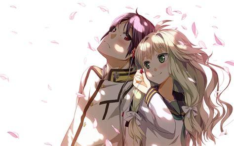 wallpaper illustration anime cartoon headphones girl