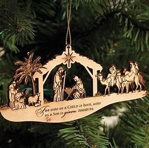 Christian Christmas Ornaments Christmas Ornaments