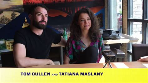 tom cullen the other half tatiana maslany tom cullen joey klein interview the