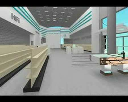 flooring retailer 3d retail floor design youtube