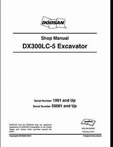 2014 Doosan Dx300lc