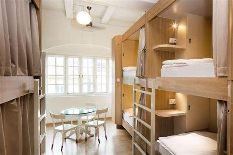 luxury hostel  cabin locker single female  hostels  rent  singapore singapore