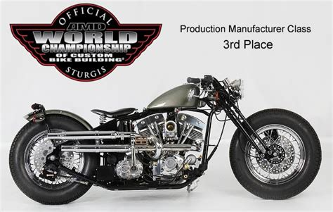 2011 Type 6 Amd Sturgis Competition Bike