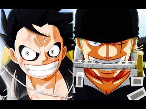 piece  zoro stronger  luffy youtube