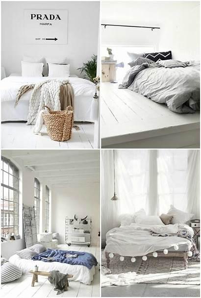 Minimalist Bedroom Inspiration Thebeautydojo