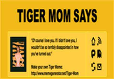 Tiger Mom Memes - image 154638 tiger mom know your meme