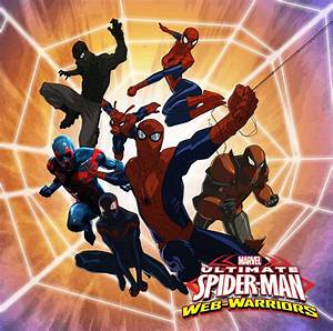 """Ultimate Spider Man: Web Warriors"" Premieres August 31, 2014, on Disney XD Toon Zone News"