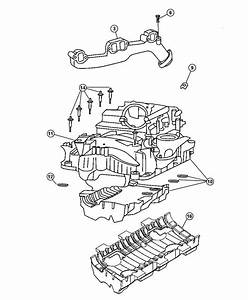 2005 Dodge Magnum Manifold  Exhaust  Right  Manifolds