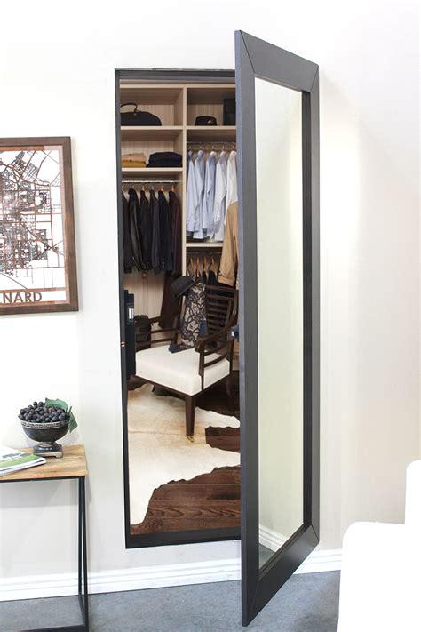 Secret Mirror Closet Door  Buy Now  Hidden Door Store