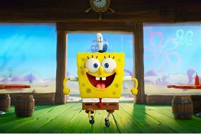 Movies Spongebob Animation Sponge Run Releases Paramount