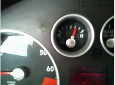 Temp Gauge goes up but car does not over heat AudiWorld