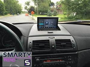 Bmw X3 Series Android In-dash Car Stereo Navigation Head Unit - Smarty Trend