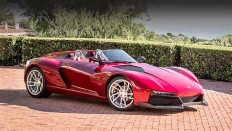 Beast Sports Car by Sports Car Rezvani Beast Alpha More Comfortable The