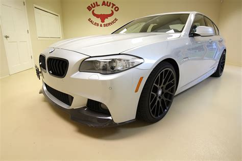 2013 Bmw 5series 550i Xdrive Stock # 17003 For Sale Near