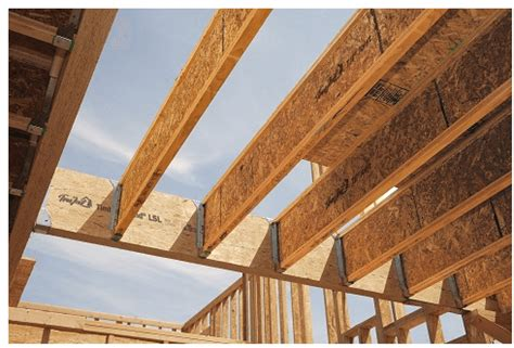 Geometry, loading, spacing, bearing conditions, etc. Tji Roof Span & Trus Joist Has Upgraded And Improved The Performance Of Tji Silent Sc 1 St Meze Blog