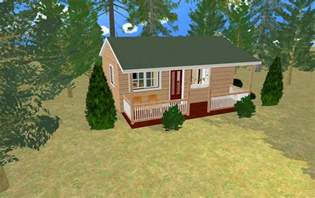 Small Cozy House Plans by Looking For The Small 2 Bedroom Cabin Retreat
