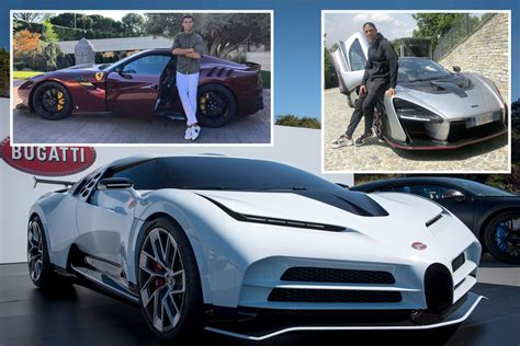 Reports in italy suggest the forward's purchase of the car has now gone through. Cristiano Ronaldo's incredible car collection now worth £ ...