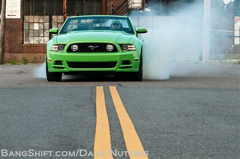 Bangshiftcom We Drive The 2014 Mustang Gt  Coyote Power