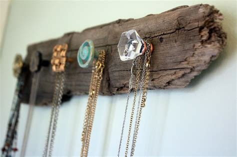 How To Make Your Own Padded Headboard by Visibly Moved Diy Necklace Holder