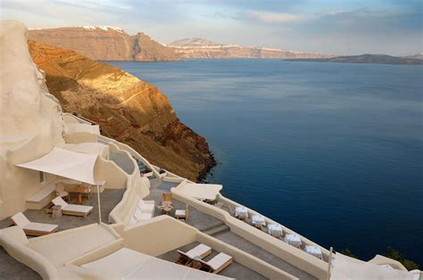 mystique resort  luxury collection hotel  santorini
