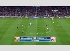 La Liga Barcelona vs Sevilla 02232013 Full Match