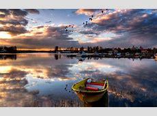 Peaceful Nature Sunset Wallpapers – WeNeedFun